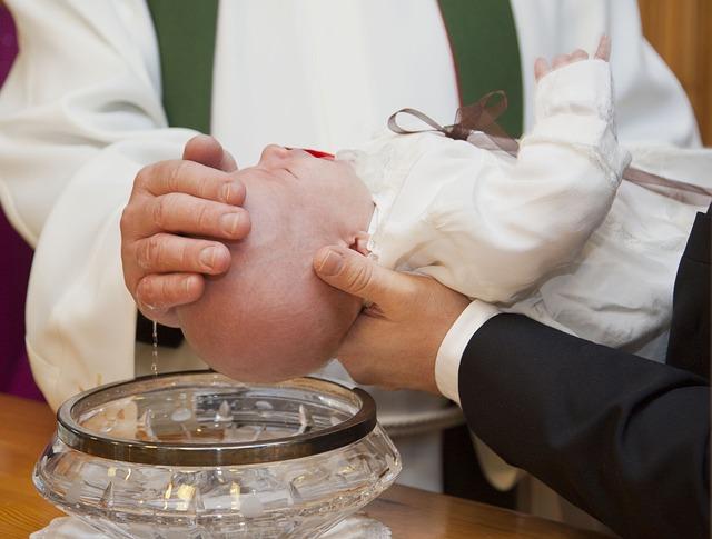 Die Taufe